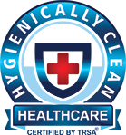 Hygienically Clean Healthcare Logo