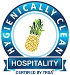 Hygienically Clean Hospitality Logo