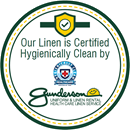 hygienically clean healthcare linen seal