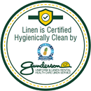 Hygienically Clean by Gunderson Sticker